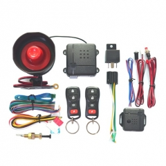 Programmable Car Alarm